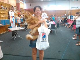 BEST IN SHOW (SI*IC SunIva Simba the Lion King)